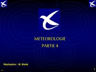 METEOROLOGIE PARTIE 4