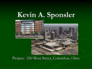 Kevin A. Sponsler