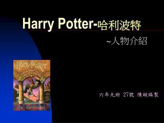 Harry Potter-