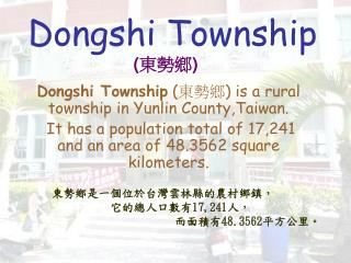Dongshi Township