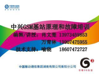 中国移动通信集团湖南有限公司衡阳分公司