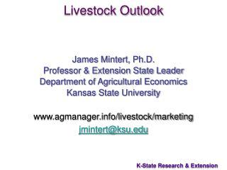 Livestock Outlook