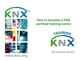 How to become a KNX certified training centre