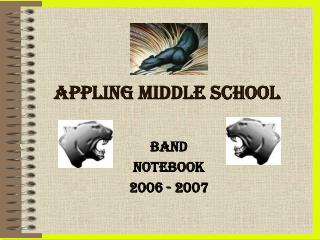 APPLING MIDDLE SCHOOL