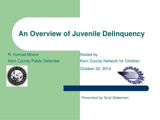 An Overview of Juvenile Delinquency