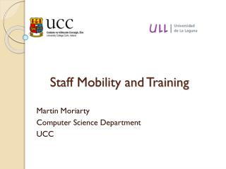 Staff Mobility and Training