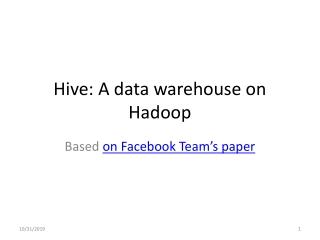 Business Intelligence  Data Warehousing Solutions