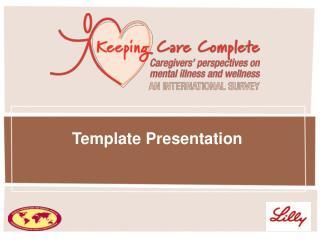 Template Presentation