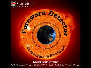 Forewarn Detector