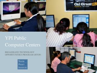 YPI Public Computer Centers