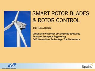 SMART ROTOR BLADES & ROTOR CONTROL
