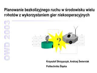 Krzysztof Skrzypczyk, Andrzej Świerniak Politechnika Śląska