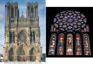 During the  High Middle Ages  in Europe, a new style of architecture, known as Gothic, evolved.
