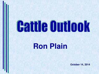 Cattle Outlook (title)