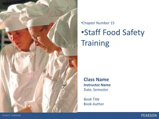 Staff Food Safety Training
