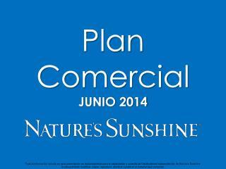 Plan Comercial JUNIO 2014
