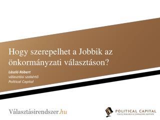 Hogy szerepelhet a Jobbik az önkormányzati választáson?