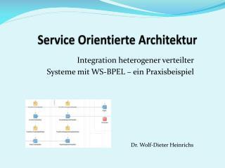 Service Orientierte Architektur