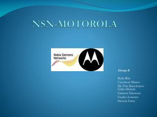 NSN-MOTOROLA