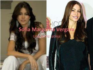 Sofia Margarita  Vergara