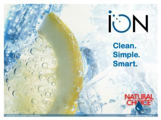 Clean.  Simple.  Smart.