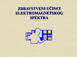 ZDRAVSTVENI UČINCI ELEKTROMAGNETSKOG SPEKTRA