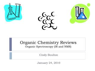 Organic Chemistry Reviews Organic Spectroscopy (IR and NMR)