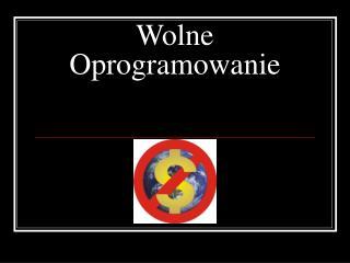 Wolne Oprogramowanie