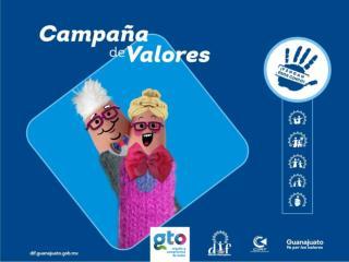 CAMPAÑA DE VALORES