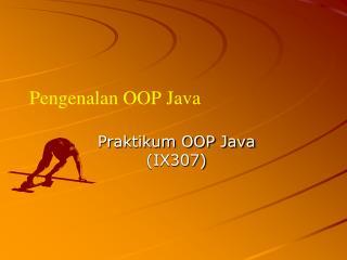 Pengenalan OOP Java