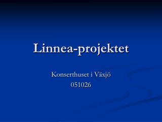 Linnea-projektet