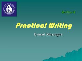 E-mail Messages