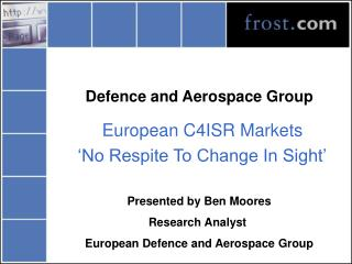 Defence and Aerospace Group