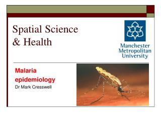 Spatial Science & Health