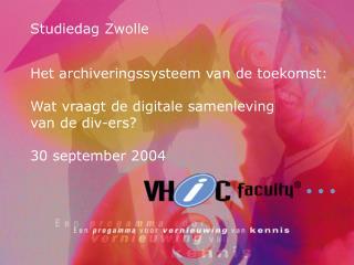 Studiedag Zwolle