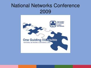 National Networks Conference 2009