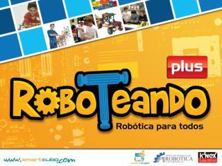 Smart Cubo Roboteando PLUS