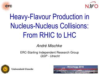 Heavy-Flavour Production in Nucleus-Nucleus Collisions: From RHIC to LHC