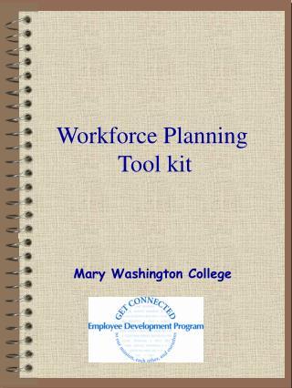 Workforce Planning  Tool kit