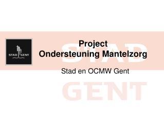 Project Ondersteuning Mantelzorg