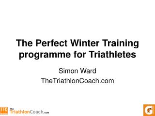 The Perfect Winter Training programme for Triathletes