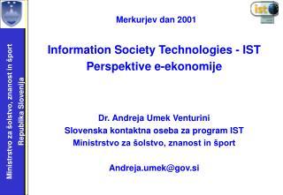 Merkurjev dan 2001