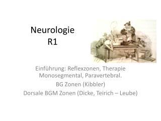 Neurologie R1
