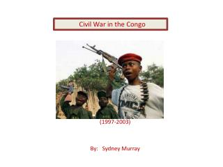(1997-2003) By:   Sydney Murray