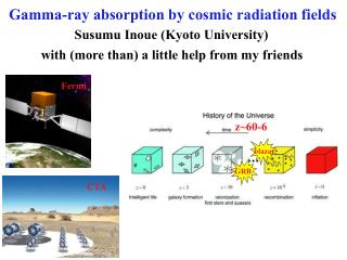 Gamma-ray absorption by cosmic radiation fields