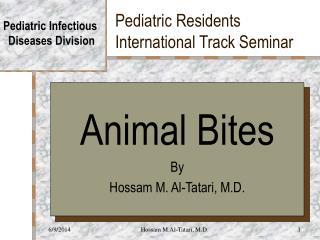 Animal Bites and complications
