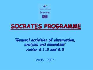 SOCRATES PROGRAMME
