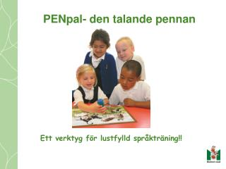 PENpal - den talande pennan