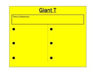 Giant T
