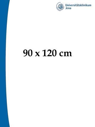 90 x 120 cm